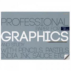 Бумага д/графики А2 10л Graphics 300гр.