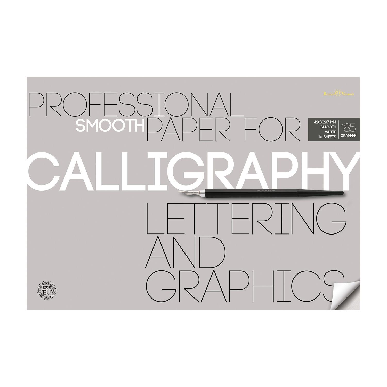 Бумага д/каллиграфии А3 10л Calligraphy 180гр.
