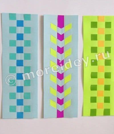 Закладка плетеная