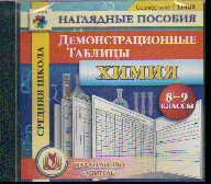 CD Химия. 8-9 кл.: Демонстрационные таблицы