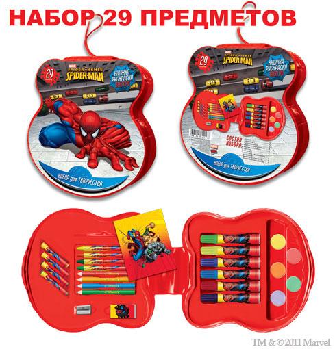 Набор 29пр Человек-Паук