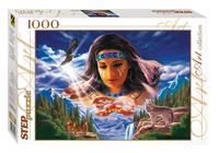 Пазл 1000 Step Небесный дух