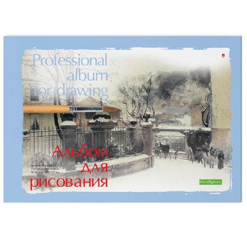 Альбом д/рис 40л Профессиональная серия