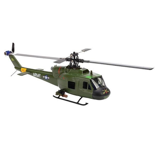 АКЦИЯ19 Игрушка радиоуправляемая Вертолет военный