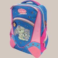 Рюкзак Proff Fizzy Moon ортопедический сине-розовый