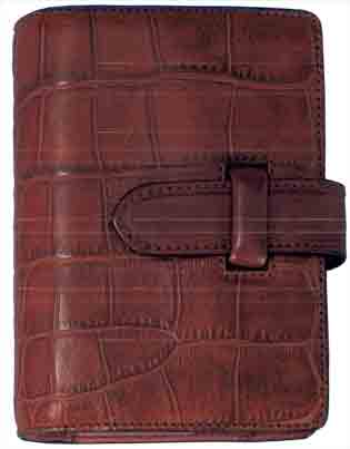 Бизнес/Органайзер А6 Bruno Visconti CL коричневый