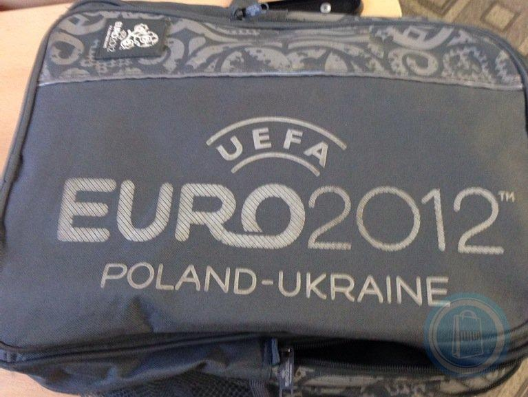 Сумка молодежная EURO 2012 на ремне