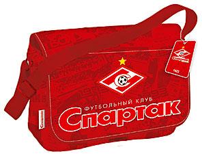 Сумка молодежная Спартак на ремне