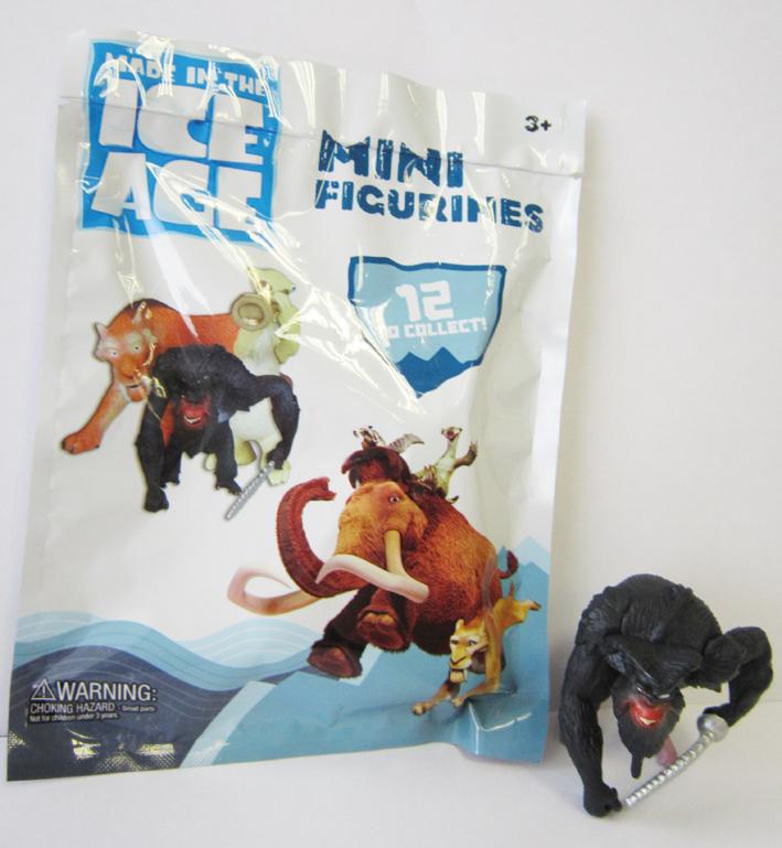 Игрушка Ледниковый период 4 (5см)  фигурки в ассортименте ( 12 персонажей)