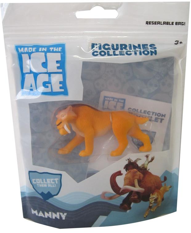 АКЦИЯ19 Игрушка Ледниковый период 7,6см фигурки в ассорт. ( 6 персонажей)