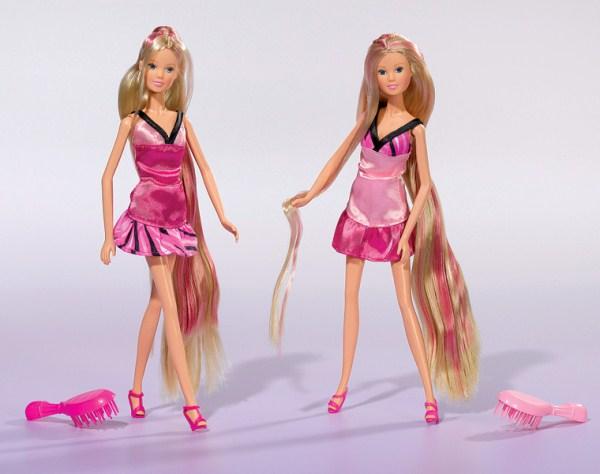 Кукла Штеффи с супер длинными волосами