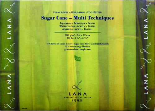 Альбом-склейка из сахарного тросника Sugar Cane 24*32см 280гр/м2 из са