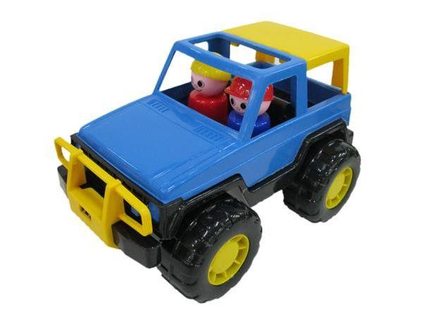 Автомобиль Джип Вояж