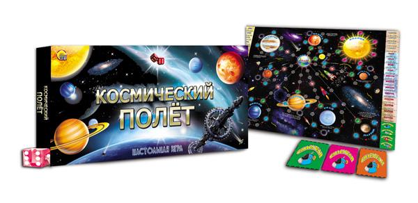 Настольная Космический полет