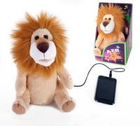 Интерактивная Мягконабивная Лев (поет, танцует, веселит)