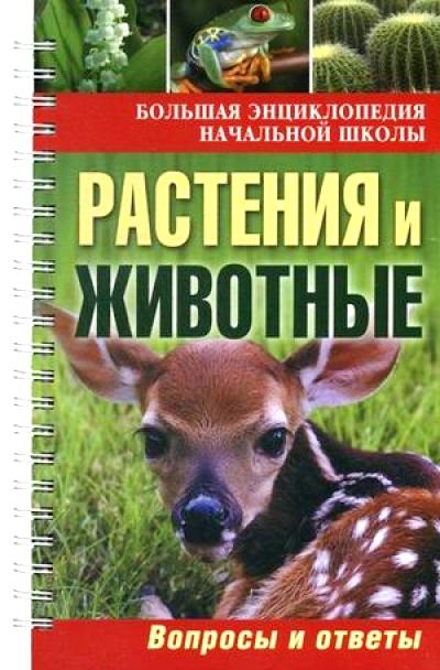 Большая энциклопедия начальной школы: Растения и животные: Вопросы и ответы