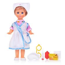 Кукла Врач 35 см