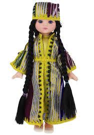 Кукла Узбечка Айгуль 45см