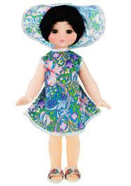 Кукла Дидактическая Девочка