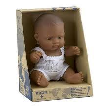 Кукла Пупс Девочка латиноамериканка 21см