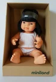 Кукла Пупс Девочка азиатка 38см