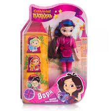 Кукла Сказочный патруль Варя Casual New