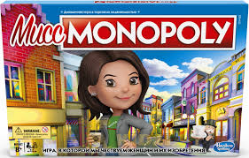Настольная Мисс Монополия