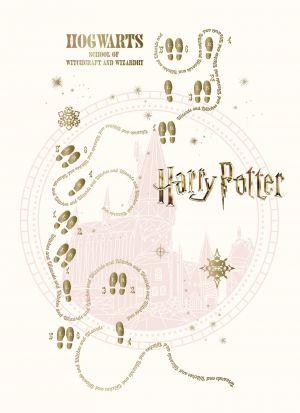 Блокнот А5 32л Harry Potter