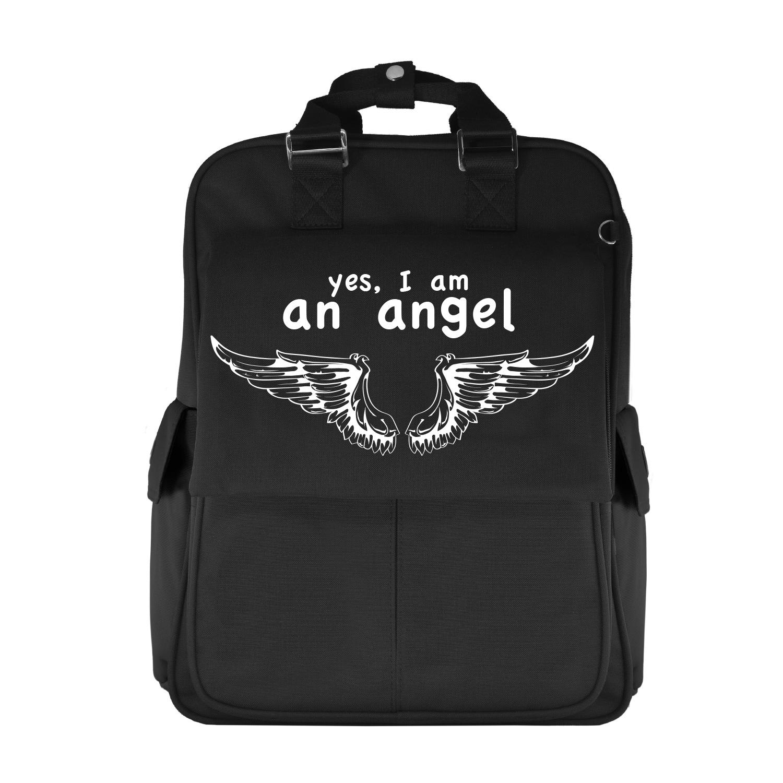 Рюкзак молодежный BV Angel черный