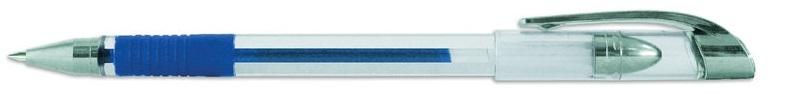 Ручка шариковая Berlingo C-11 синяя 0,7мм на маслян. основе