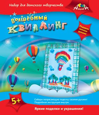 Творч Волшебный квиллинг Воздушные шары