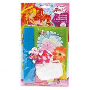 Winx Винкс Модная сумочка с вышивкой
