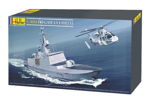 АКЦИЯ19 Игр Сборная модель Корабль Ла Файет