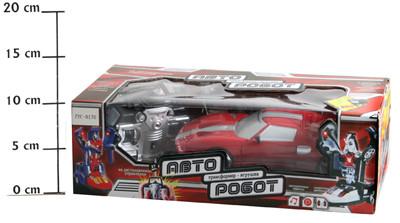 АКЦИЯ19 Игр набор Робот-трансформер BOX на радиоуправлении