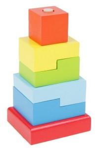 Пирамидка Ступеньки дерев.