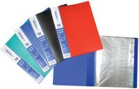 Папка-файл А4 60л Expert Complete синяя