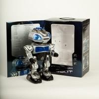 Интерактивная Робот (свет, звук, батарейки)