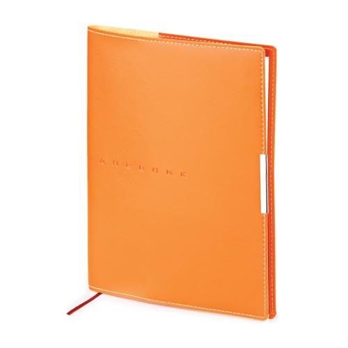 Дневник ст кл Metropol оранжевый