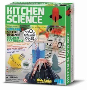 Набор для исследования Чудеса на кухне