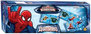Домино Marvel Человек - паук