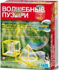 Набор для исследования Волшебные пузыри