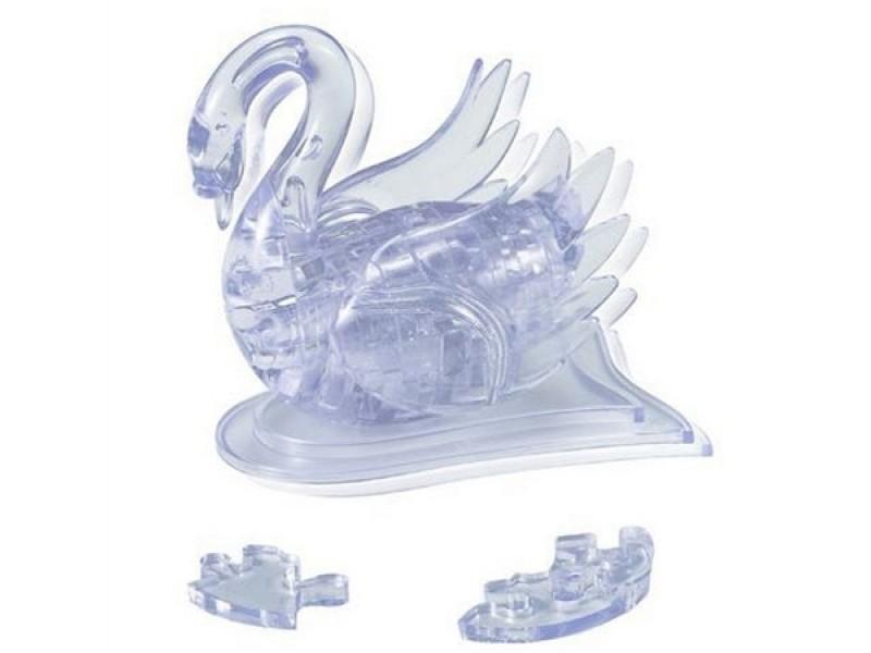 Головоломка Лебедь 3D 44 дет.