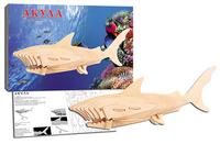 Сборная модель Акула