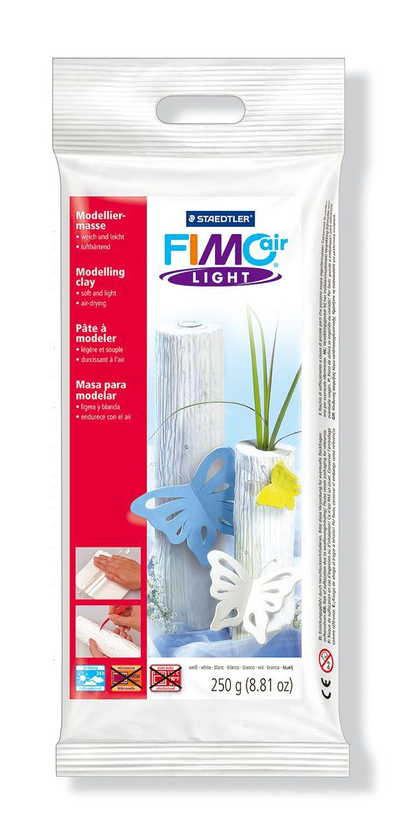Пластик самоотвердевающий Fimo air 250гр белый