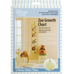 Набор Ростомер Сафари Zoo Growth Chart