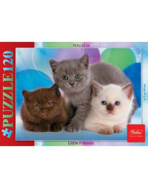 Пазл 120 Три котенка