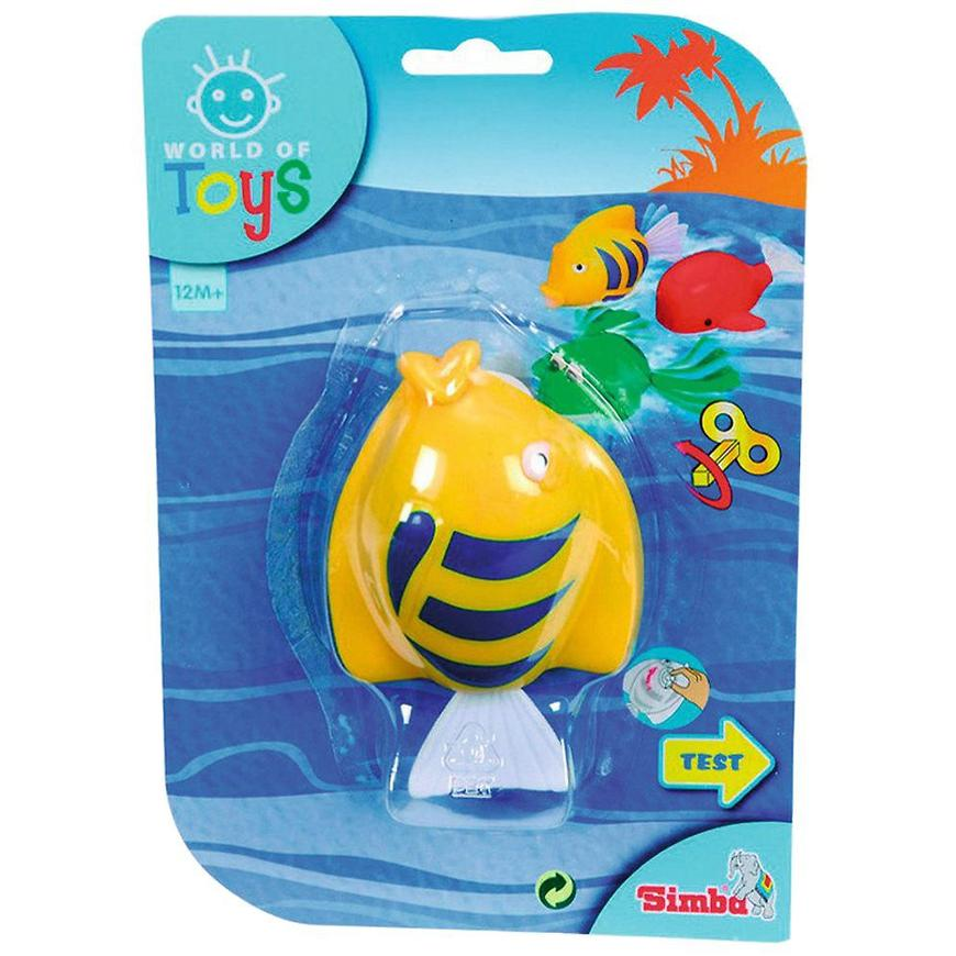 АКЦИЯ19 Игрушка для ванной Плавающие животные в ассортименте