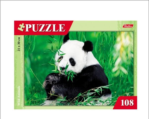 Пазл 108 Панда