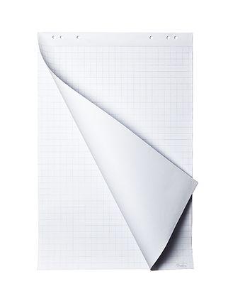 Блок бумаги для флипчарта 67*92 клетка