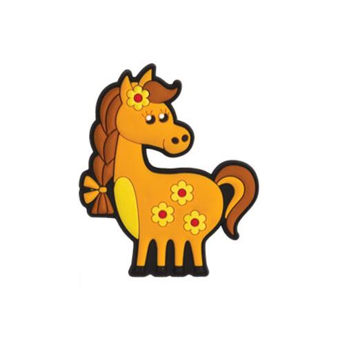 Сувенир НГ Лошадь в поисках счастья 6см